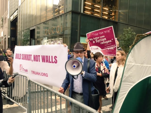 Rabbi J. Rolando Matalon of B'nai Jeshurun, who immigrated to the United States from Argentina, shares his family's story and the importance of welcoming and protecting refugees.