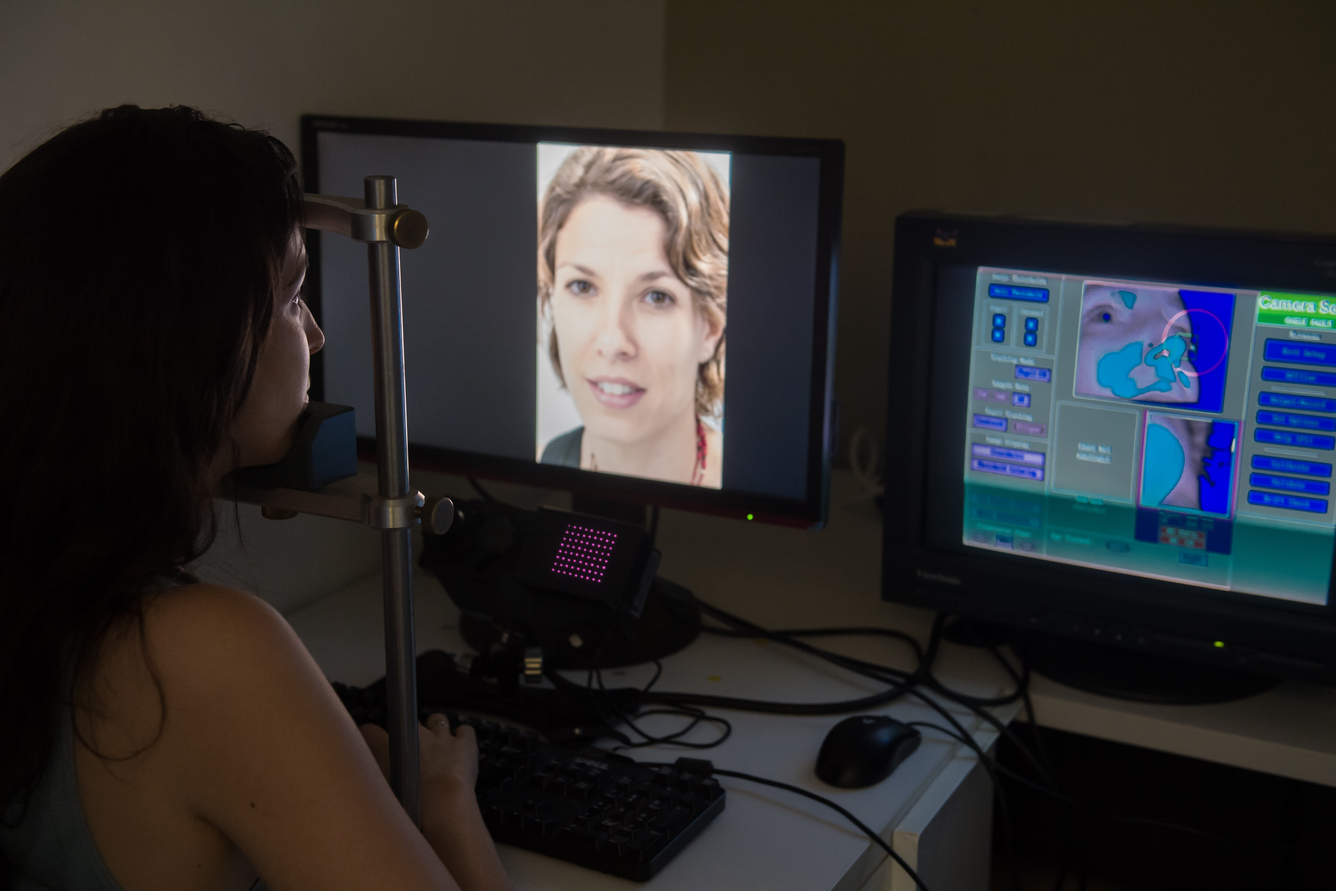 Face recognition research at Ben Gurion University