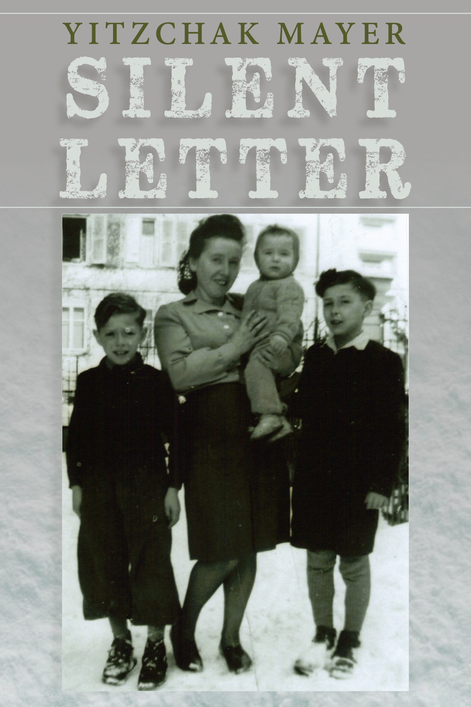 Mayer's semi-authobiographical book Silent Letter (courtesy)