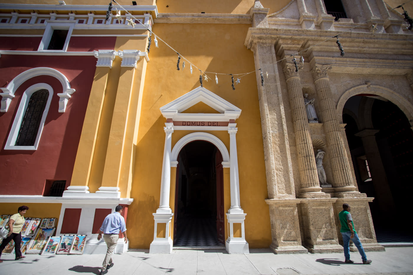 Cartagena, Colombia (MEREDITH HOLBROOK)