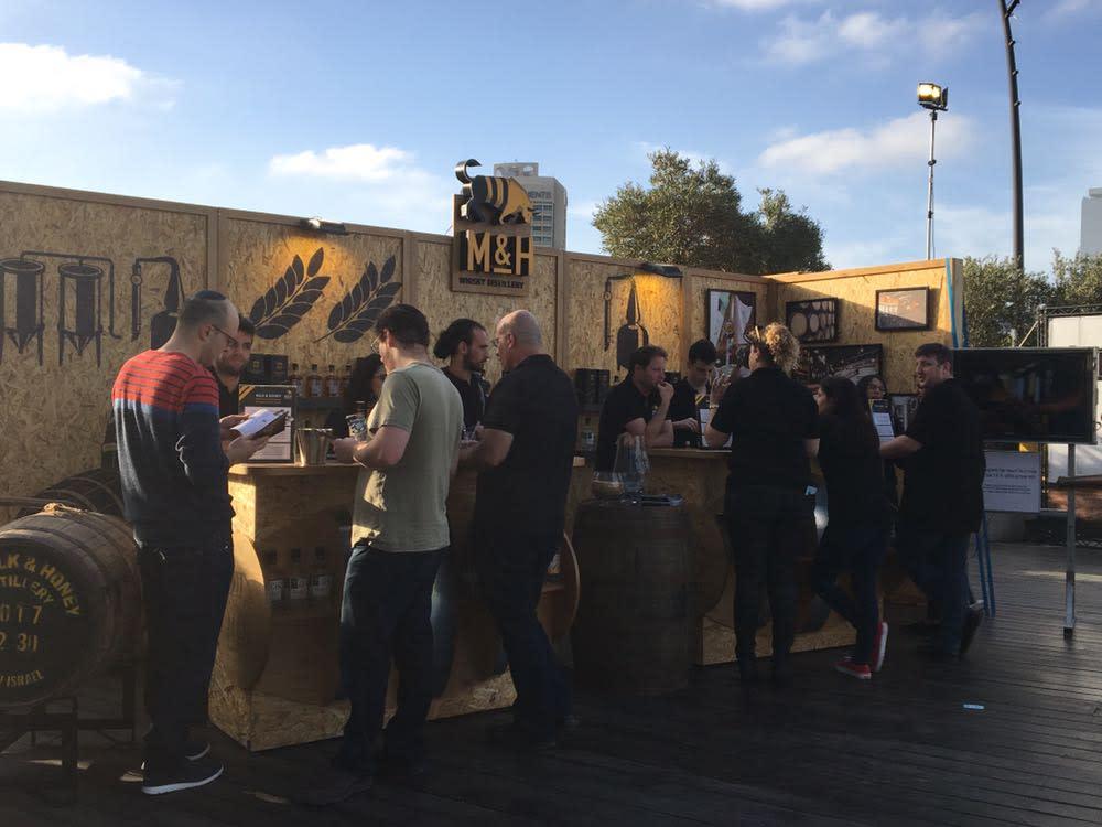 Milk & Honey Distillery at Whisky Live 2018
