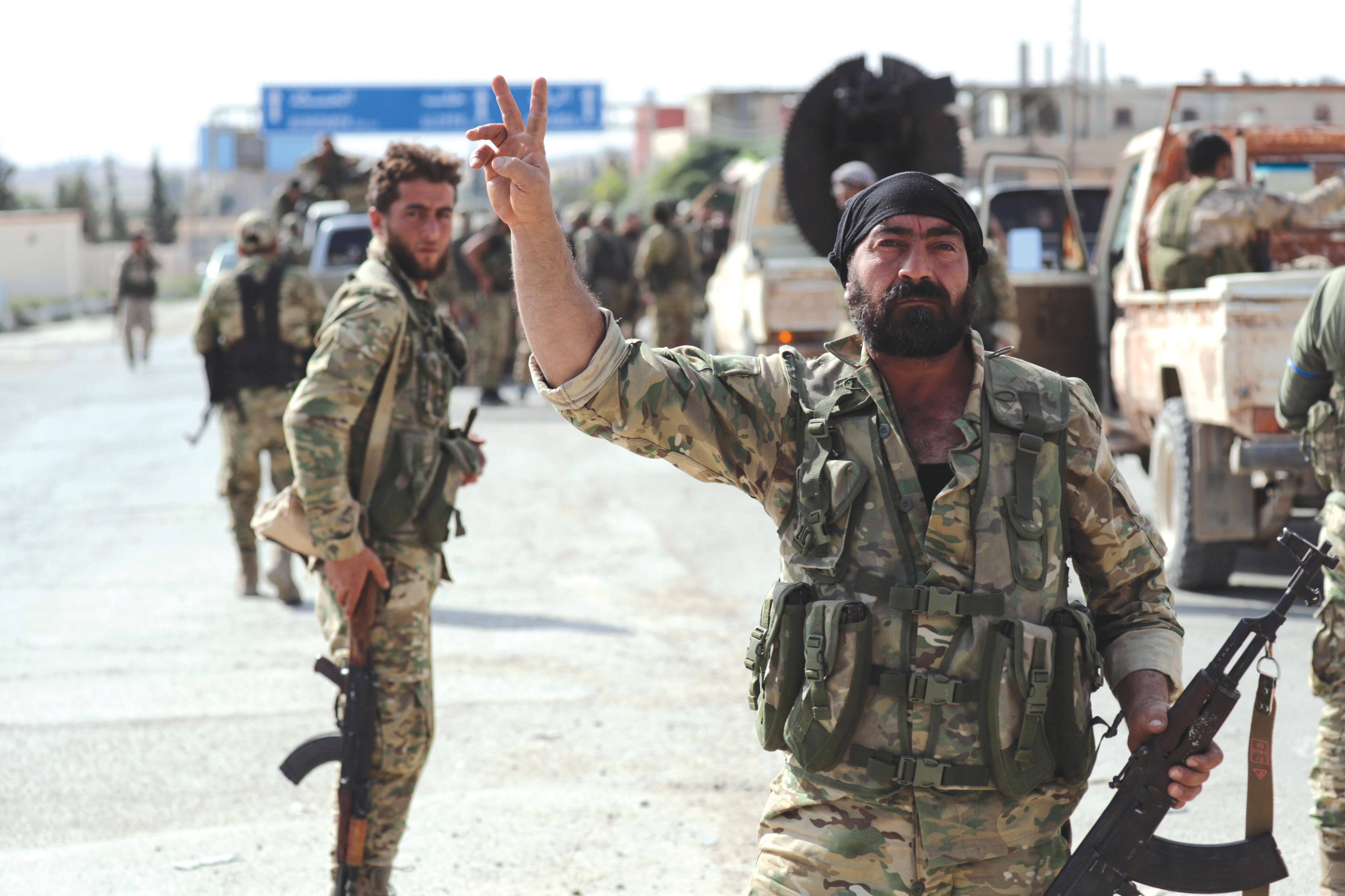 New sanctions show Turkey's double-standards on terror