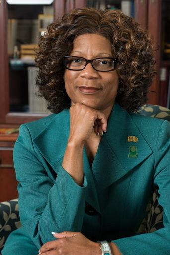 Dr. Renee A. Middleton (Credit:Ben Siegel, Ohio University)