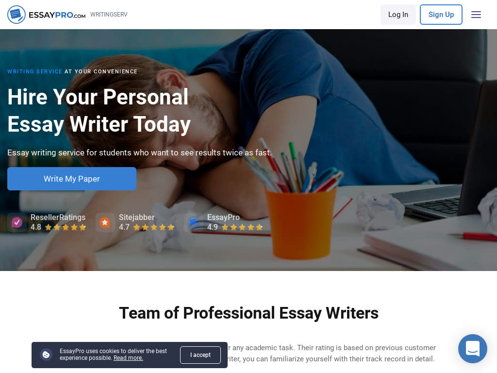 Top research paper writers for hire usa different types of presentations