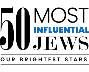 THE JERUSALEM POST'S 50 MOST INFLUENTIAL JEWS OF 2021