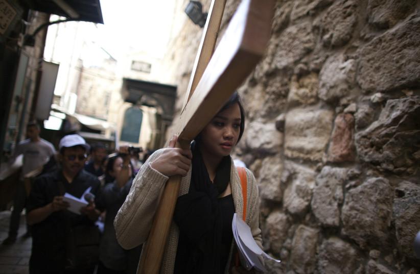 A new Christian antisemitism - Opinion - Jerusalem Post