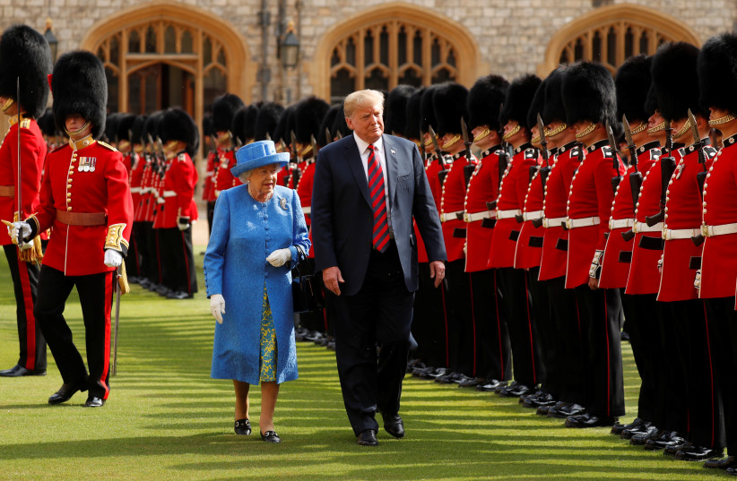 To Windsor and Frogmore: A peek behind the royal curtain - WORLD NEWS - Jerusalem Post