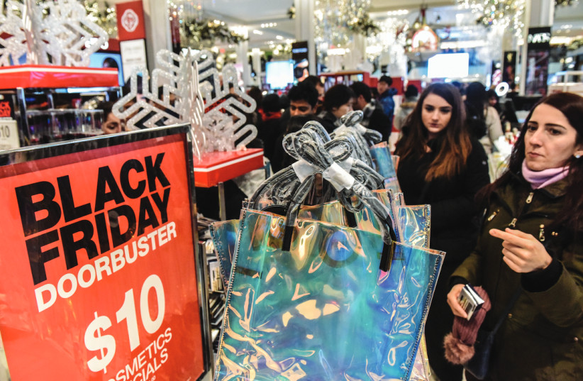 Friday for future or for shopping? - Jerusalem Post