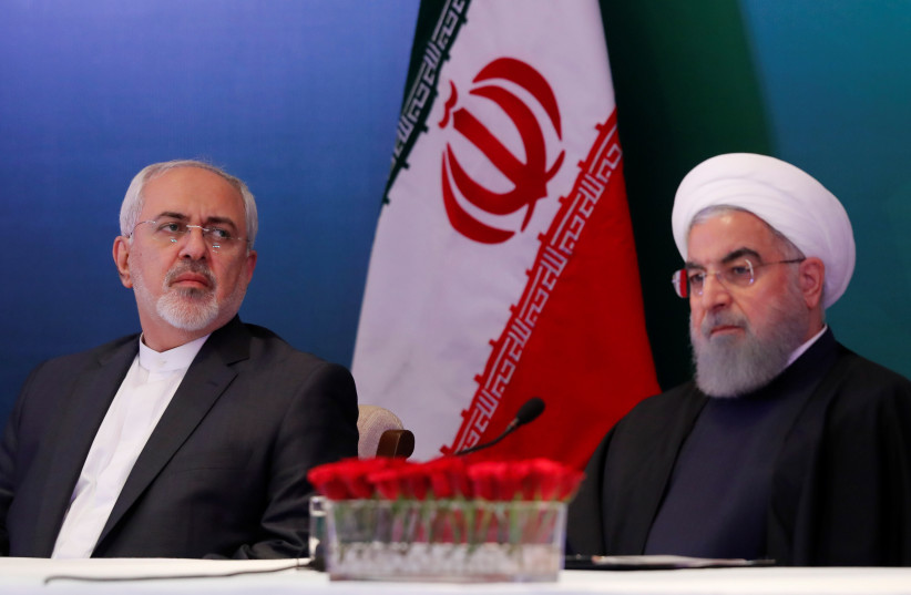 Where have Hassan Rouhani and Javad Zarif gone? - Jerusalem Post
