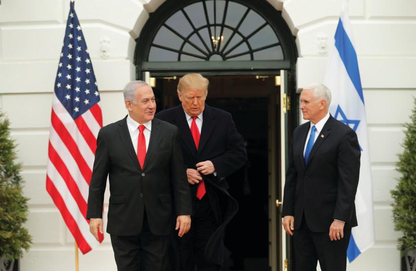 Washington blacklists Iran-backed Iraqi militia leaders over protests - Jerusalem Post
