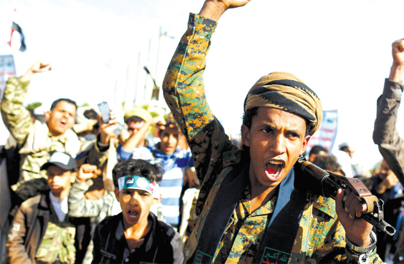 Threats to Israel's national security emerging from Yemeni civil war - Opinion - Jerusalem Post
