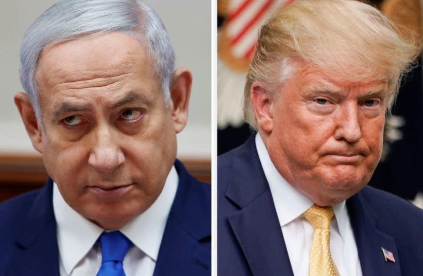 Donald Trump vs. Benjamin Netanyahu: Like birds of a feather ... - Israel News - Jerusalem Post