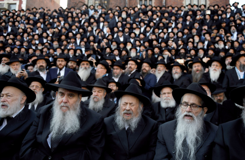 Israel, Zionism and Chabad: How it really was – and is - Israel News - Jerusalem Post
