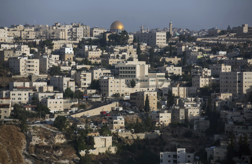 It's time for Israel to start annexing settlements near eastern Jerusalem - Israel News - Jerusalem Post