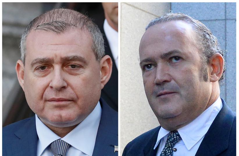 Parnas and Fruman met with Trump during White House Hanukkah party - Diaspora - Jerusalem Post