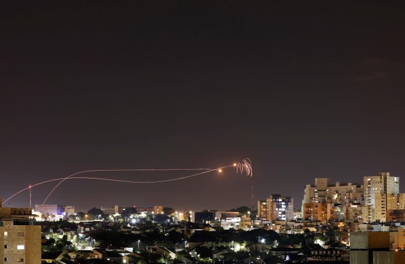 IDF attacks Hamas targets in Gaza following rocket barrage on Israel