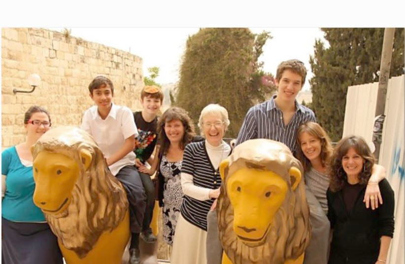 Sister Lions of Zion - Israel News - Jerusalem Post