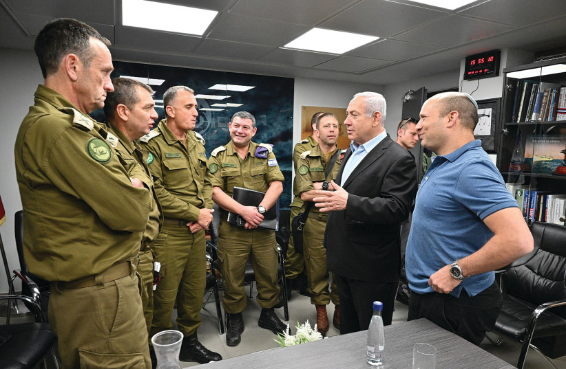 Was this week's Gaza conflict a political success for Netanyahu? - Israel News - Jerusalem Post