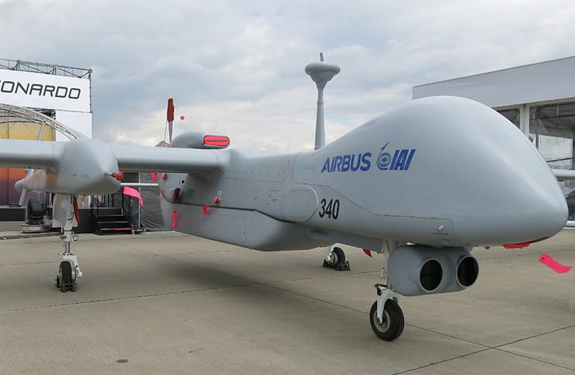 India considering buying 'armed version' of Israeli drone - Israel News - Jerusalem Post