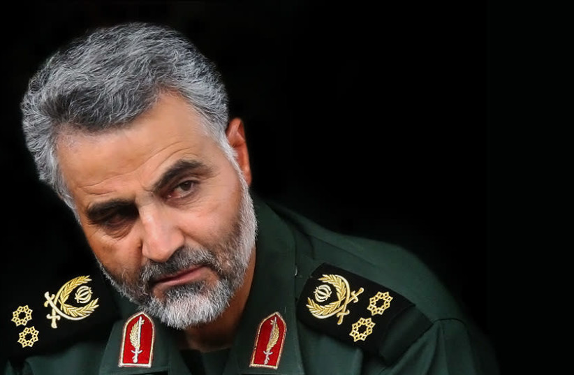 IRGC's Qassem Soleimani visits Baghdad as Iraqi PM resigns - report