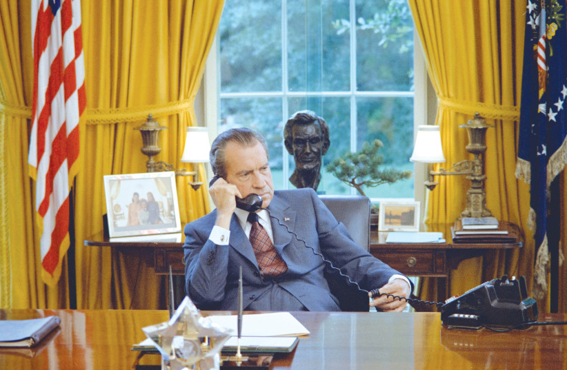 Reality Check: Follow the Nixon model - Opinion - Jerusalem Post