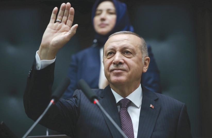 Greek PM chides Turkey for genocide against Christians - Jerusalem Post