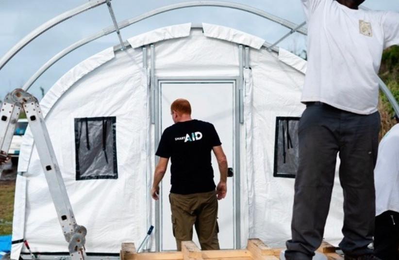 SmartAID brings Israeli innovation to Humanitarian aid - Israel News - Jerusalem Post