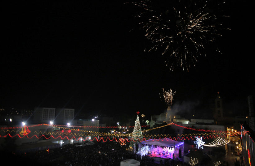 Bethlehem set for a Merry Christmas - Jerusalem Post
