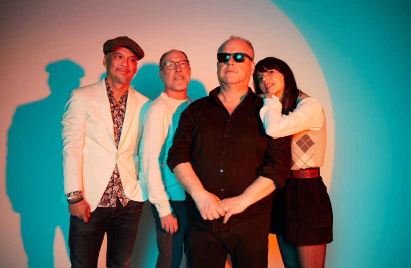 Pixies head back to Israel - Jerusalem Post