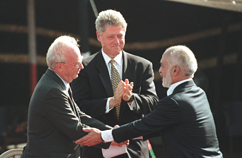 Even after 25 years of peace: Israel-Jordan relations hinge Palestinians - Arab Israeli Conflict - Jerusalem Post