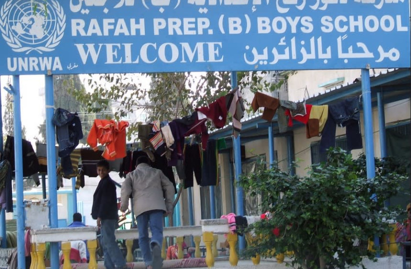 Effort to remove UNRWA Facebook fundraising page fails - Jerusalem Post