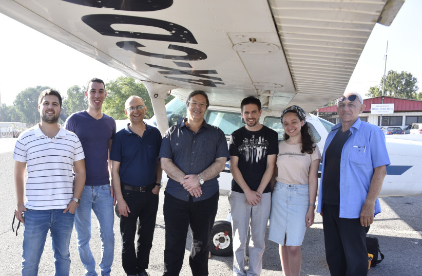 Technion students develop algorithm to land aircraft with engine failure - Jerusalem Post