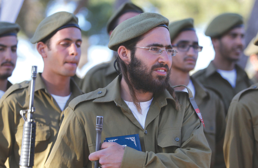 The devil in the numbers: IDF'S miscounting of ultra-Orthodox conscripts - Jerusalem Post