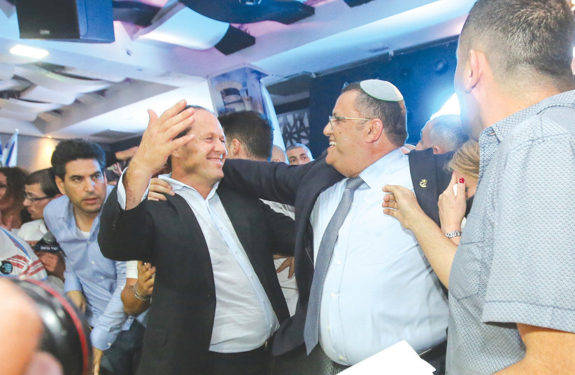 Jerusalem Mayor Moshe Lion surprises even his harshest critics
