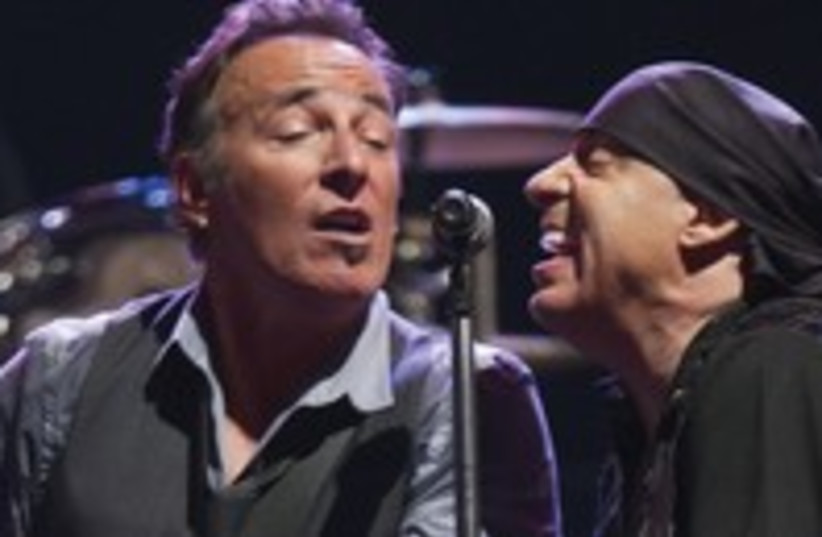 Springsteen's 'Western Stars' on local screens for one night - Jerusalem Post