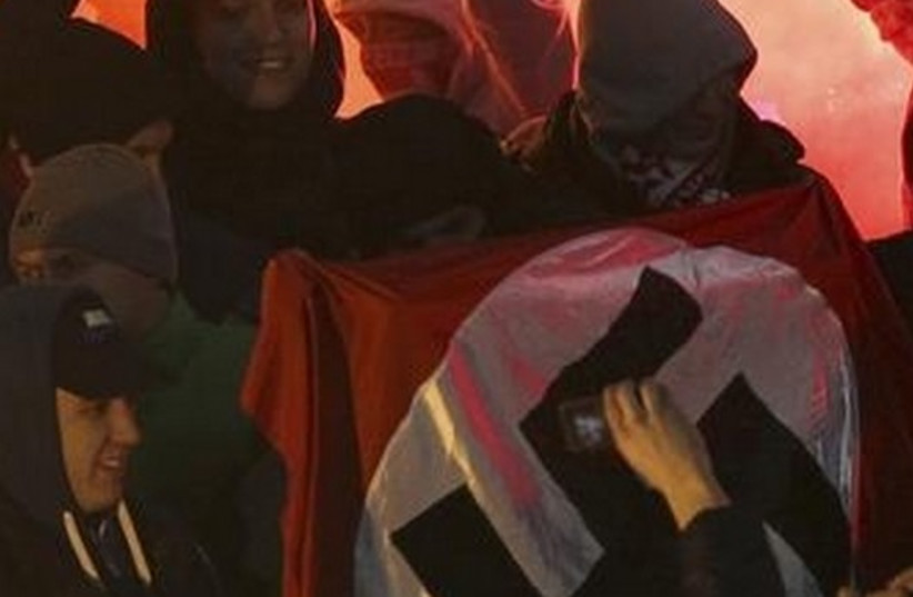 PLOT TO FORM A NEW NAZI PARTY FOILED BY ITALIAN POLICE