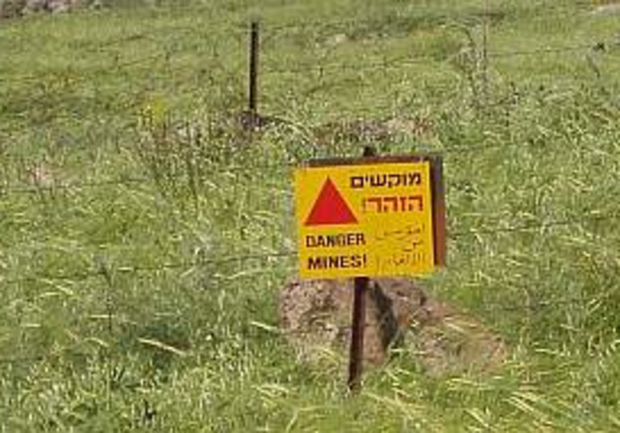 UN group: IDF laid mines in Lebanon
