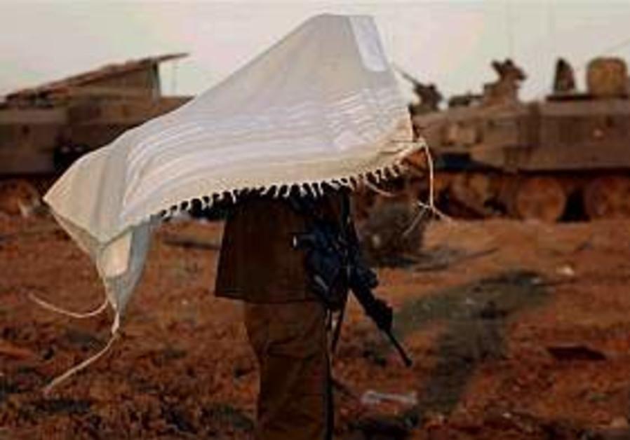 soldier talit 298 gaza ap