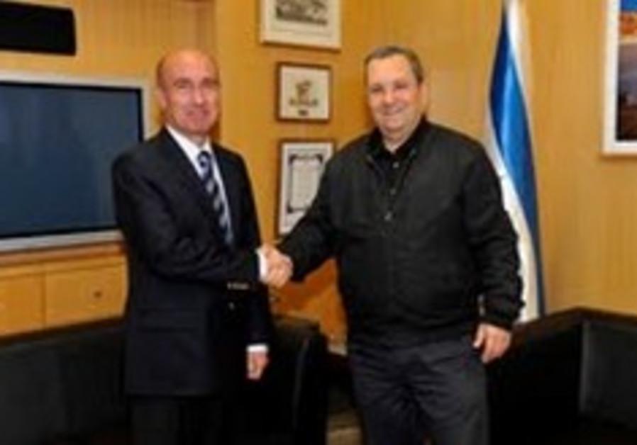 Barak and Turkish DM 248x88