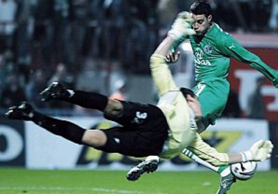 UEFA Cup: Maccabi Haifa looks to advance