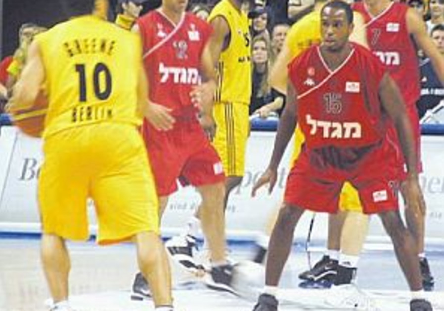 Local hoops: Hapoel J'lem honored at Beit Hanassi
