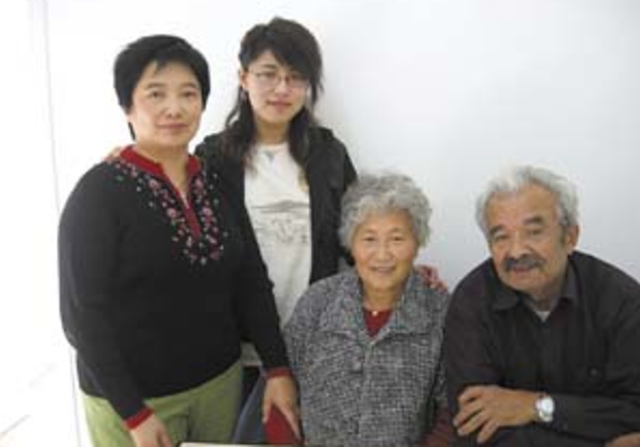 How Qiao Wenlan brought her Chinese family 'home'