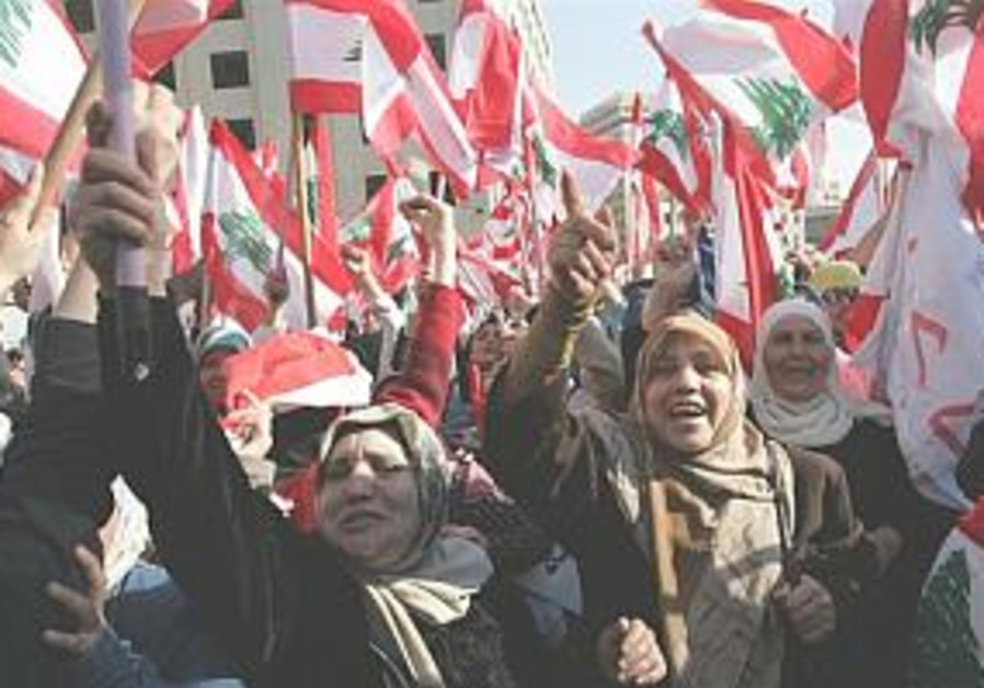 Arabs renew Lebanon mediation