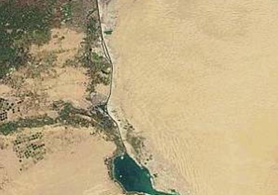 File: UK had secret plan to cut flow of Nile