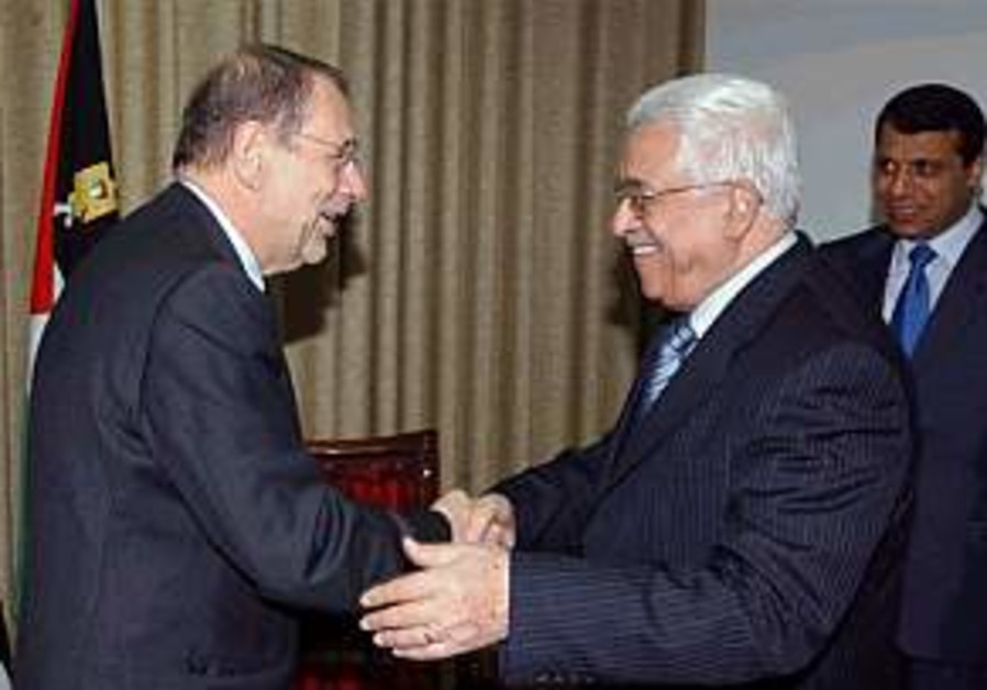 EU leaders to support Abbas and Saniora at summit