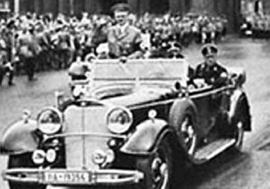 Hitler's carmaker (Part IV)