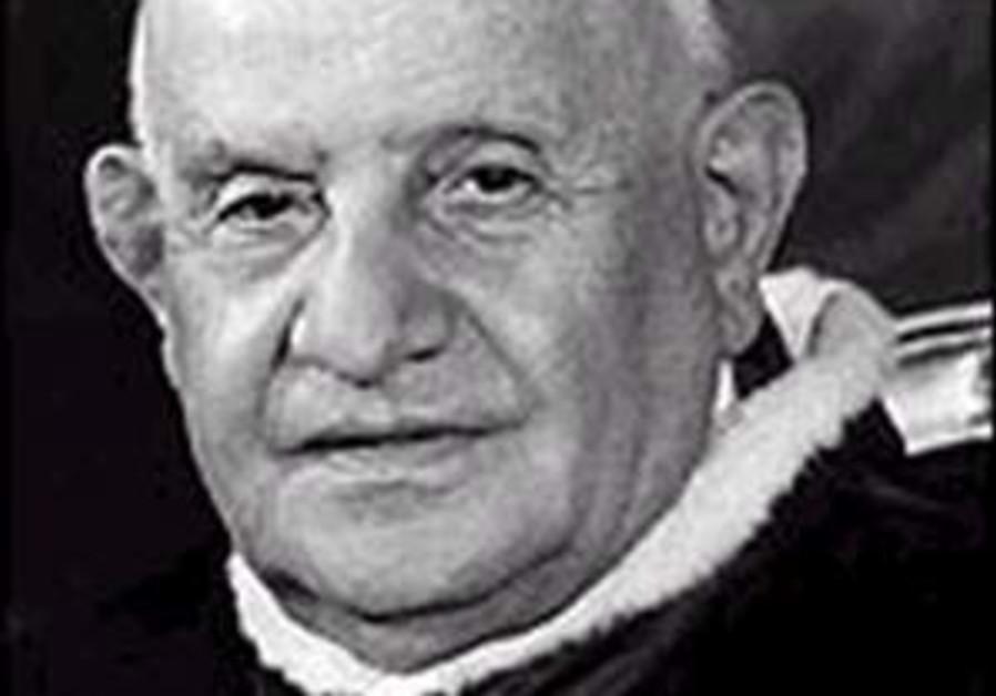 Pope John XXIII lobbied to save Jews