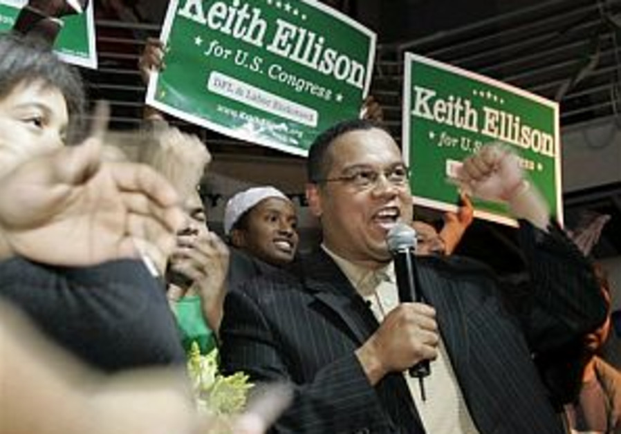 ellison ,keith muslim congressman 298.88 ap