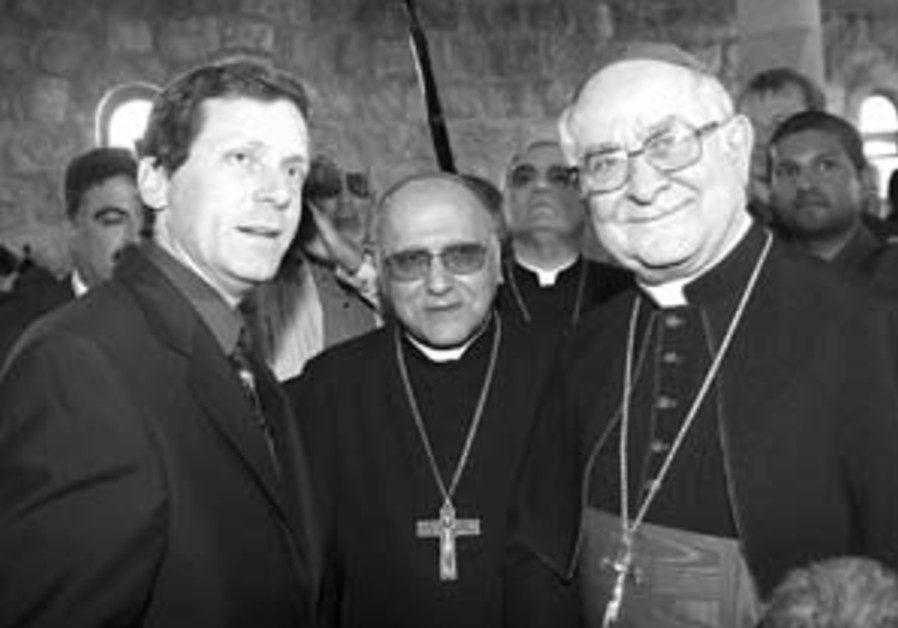 Vatican to skip Yad Vashem ceremony
