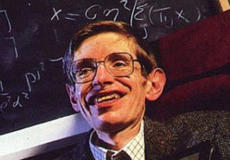 Hawking will give DNA sample to help scientists understand Lou Gehrig's disease